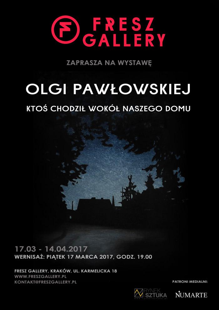 plakat-wystawy-Olgi-Pawłowskiej