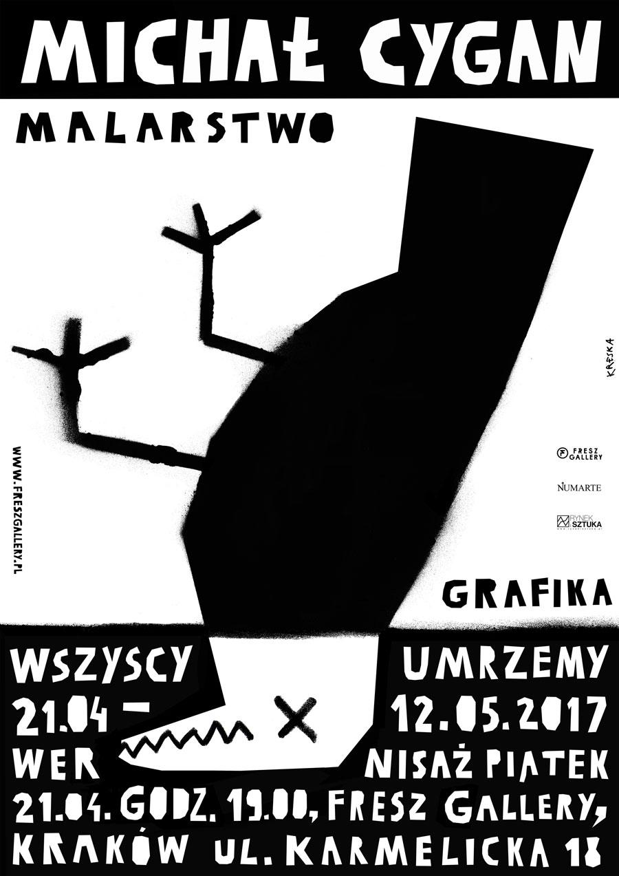 plakat_Wszyscy-umrzemy_Michał-Cygan